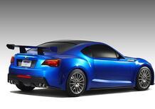 Subaru BRZ: ecco la concept