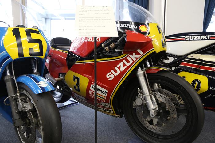 La Suzuki RGB di Pat Hennen