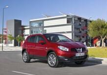 Nissan: Qashqai e Qashqai+2 top sellers a ottobre