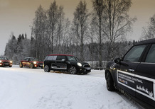 Mini Goes To Rovaniemi: terza e quarta tappa