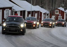Mini Goes to Rovaniemi: giunti a destinazione!