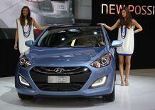 Hyundai al Motor Show 2011