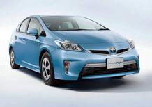 Toyota Prius Plug-In Hybrid: al via le vendite in Giappone