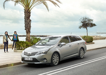 Toyota Avensis: restyling in arrivo