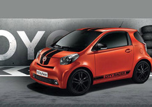 Toyota iQ City Racer: serie limitata per la Francia