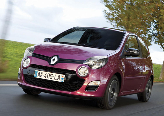 Nuova Renault Twingo: i prezzi
