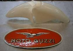 PARAFANGO ANTERIORE NTX Moto Guzzi