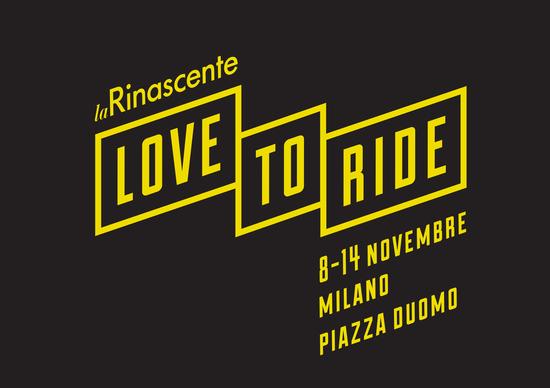 Love to ride, la Rinascente e Moto.it portano le moto nel cuore di Milano