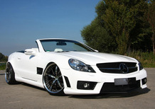 Mercedes-Benz SL R230 by PP Exclusive