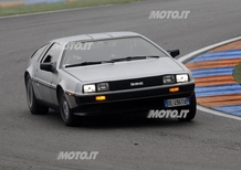 Ritorno al Futuro: Marty McFly ci ha fatto guidare la DeLorean DMC12