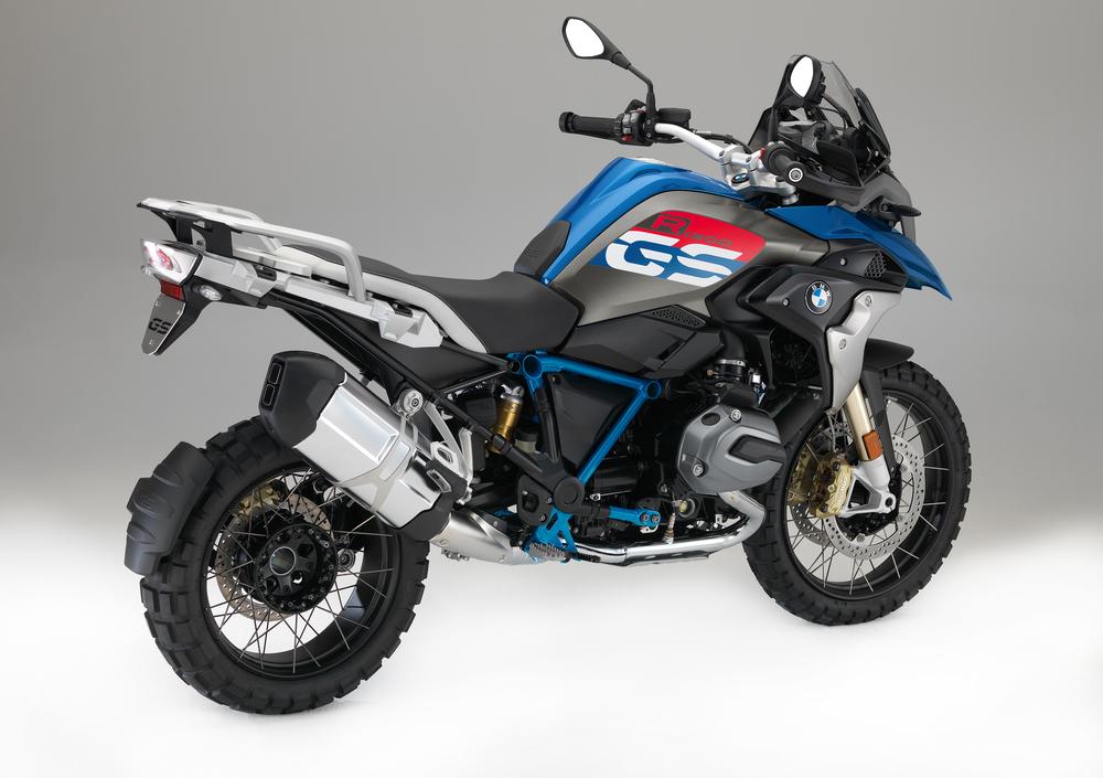 bmw r 1200 gs (2017), prezzo e scheda tecnica - moto.it