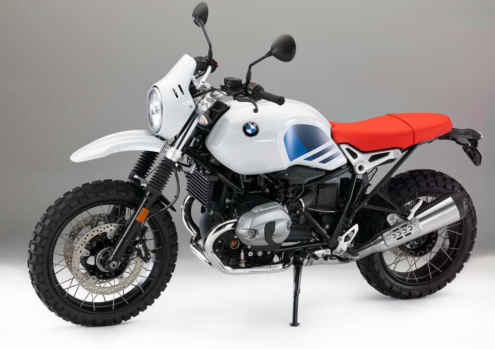 bmw r nine t urban gs 1200 (2017), prezzo e scheda tecnica - moto.it