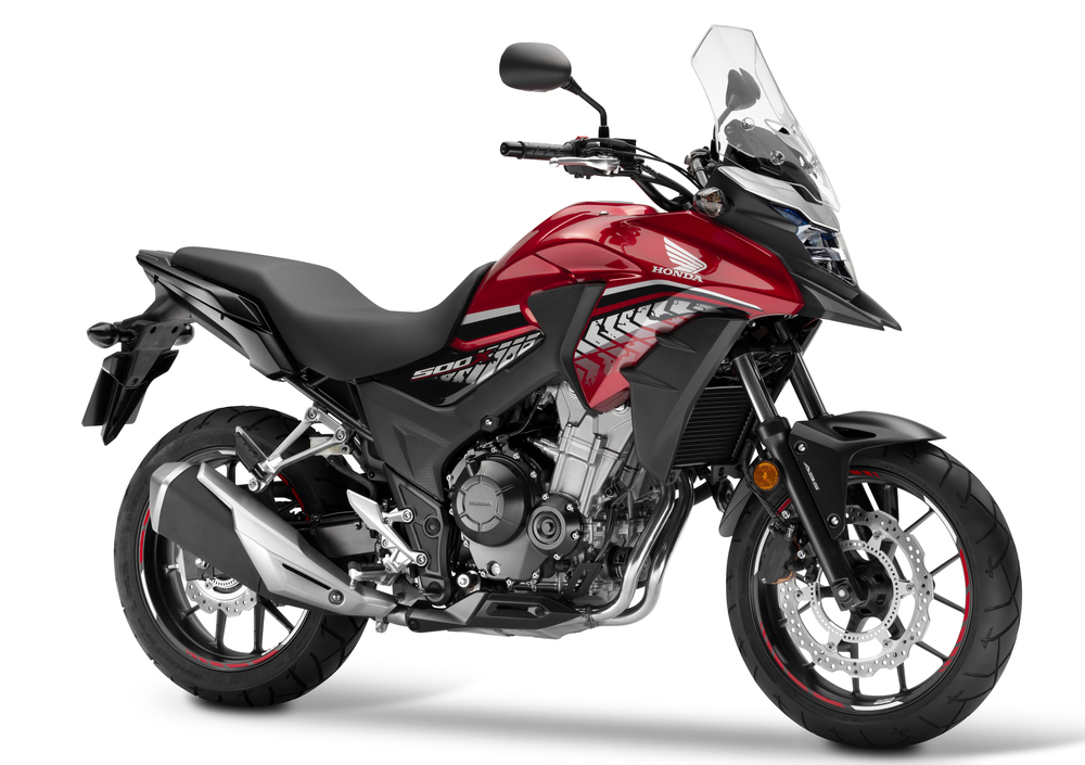 honda cb 500 x abs (2017), prezzo e scheda tecnica - moto.it
