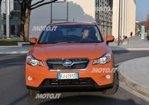 Subaru XV: porte aperte il 21 e il 22 gennaio