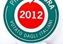 Honda Jazz Hybrid insignita del Premio Natura 2012