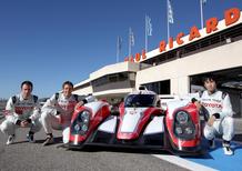 Toyota TS030 Hybrid: presentata la vettura da Endurance