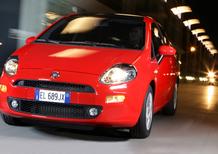 Fiat Punto TwinAir Turbo 0.9.