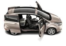 """Ford B-Max: sviluppata anche dagli """"agenti segreti"""""""