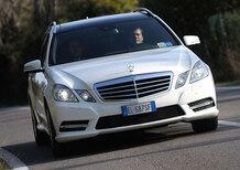 Mercedes-Benz Classe E M.Y. 2012