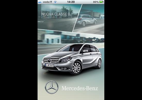 B-Class Guide: l'App dedicata alla Mercedes-Benz Classe B