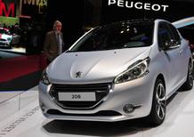 Peugeot al Salone di Ginevra 2012