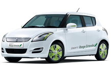 Suzuki Swift Hybrid EV