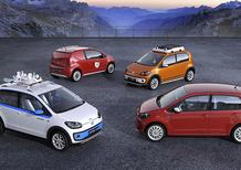 Volkswagen up!: a Ginevra in 5 versioni