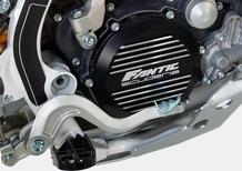 Fantic Motor Caballero Flat Track: debutto con sorpresa ad Eicma