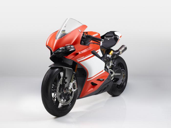Ducati Superleggera ad EICMA 2016