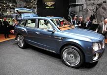 Bentley al Salone di Ginevra 2012