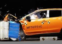 Subaru XV 5 Stelle Euro NCAP