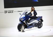 Yamaha TMAX 2017 a EICMA 2016: foto e dati