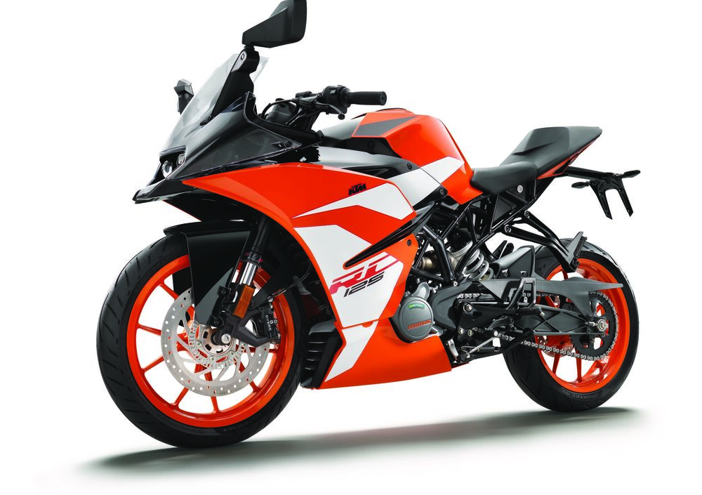 ktm rc 125 abs 2017 prezzo e scheda tecnica. Black Bedroom Furniture Sets. Home Design Ideas