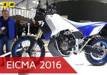 Yamaha Concept T7 Ténéré a EICMA 2016: video