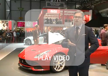 F12berlinetta: «la Ferrari più potente di sempre»