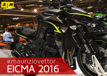 Kawasaki Z1000 R Edition 2017 ad Eicma 2016: video