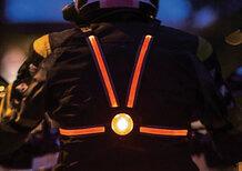 Oxford Commuter X4, bretelle illuminate