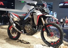 Honda Africa Twin Enduro Sports a EICMA 2016