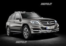 Mercedes-Benz GLK restyling