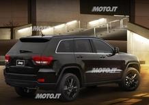 Jeep: allestimento Altitude per Grand Cherokee, Compass e Patriot