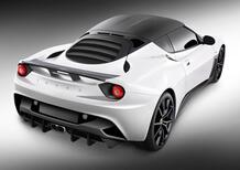 Lotus: siglato un accordo con Mansory