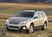 Subaru Outback restyling: debutta a New York