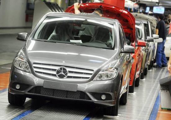 Mercedes-Benz: un nuovo stabilimento in Ungheria