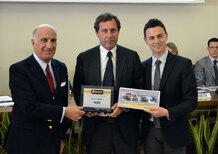 La Ford C-MAX 7 insignita del premio Sicurauto Safebuy 2011