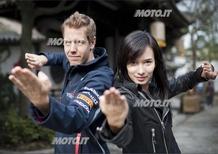 Sebastian Vettel: attore per un giorno