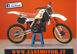 Yamaha YZ 250 d'epoca