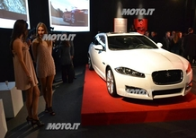 Jaguar XF Sportbrake: si mostra ai 30 anni di AD