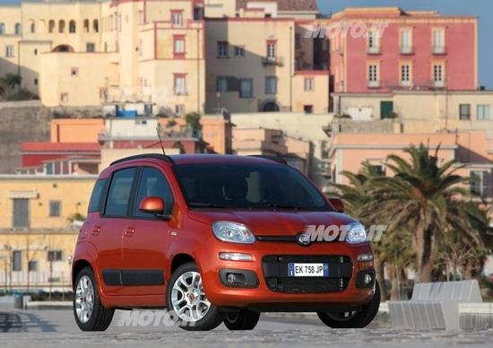 Fiat Panda EasyPower: ora anche a GPL da 12.200 euro