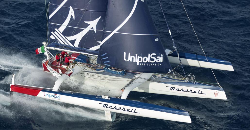 Soldini: «Maserati Multi70? È la F1 del mare. Abbiamo spalancato la porta di un nuovo mondo»