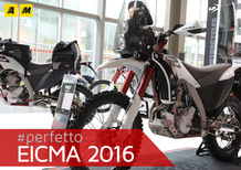 AJP PR7 650 Adventure a Eicma 2016: video e foto